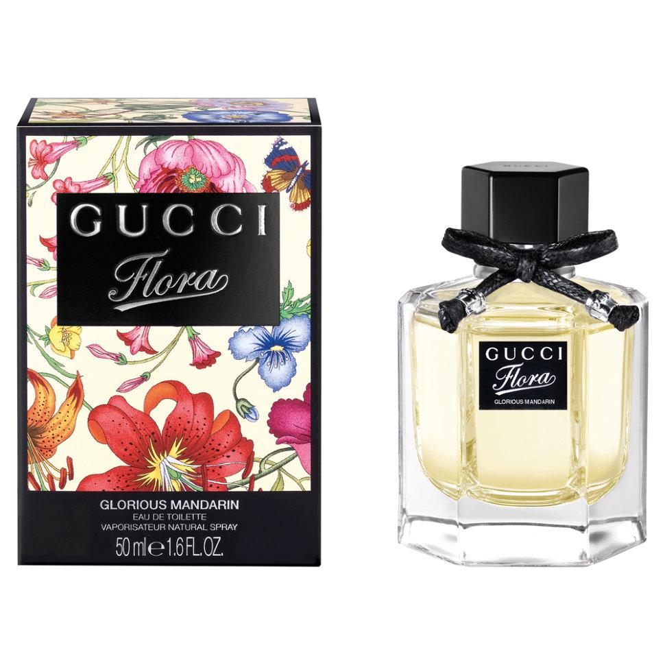 Gucci Flora Glorious Mandarine