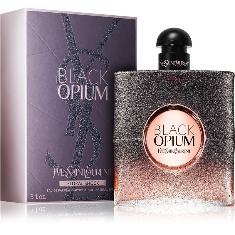 Yves Saint Laurent Opium Black Floral Shock