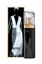 Hugo Boss Nuit Runway