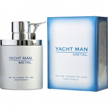 Yacht Man Metal