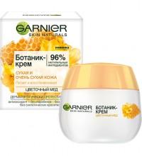 Garnier Ботаник-крем Цветочный Мёд сухая, очень сухая кожа