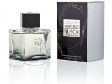 Antonio Banderas Seduction In Black Splash