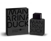 Mandarina Duck Pure Black Men