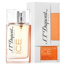 S.T. Dupont  Essence Pure Ice Femme