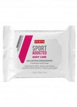 Pupa Sport Addicted Дезодорирующие салфетки Deodorant Wipes