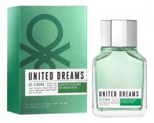 Benetton United Dreams Be Strong