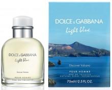 Dolce & Gabbana Light Blue Discover Volcano