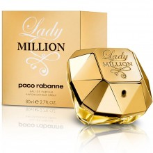 Paco Rabanne Lady Million набор