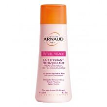 Arnaud Lait Fondant Demaquillant Молочко для снятия макияжа тающее с розовой водой 250 мл
