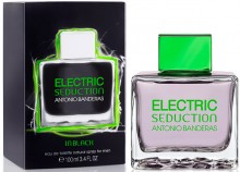 Antonio Banderas Seduction In Black Electric