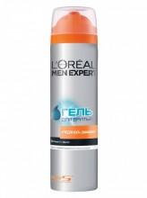 L`Oreal  Men Expert Ледяной эффект Гель для бритья 200 мл
