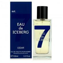 Iceberg Eau De Iceberg Cedar