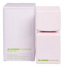 Jil Sander Style Pastels Blush Pink