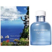 Dolce & Gabbana Light Blue Beauty Of Capri Pour Homme