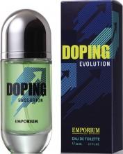 Brocard Doping Evolution