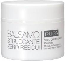 Pupa Zero Residue Make-up Removing Balm Бальзам для удаления макияжа для комбинированной кожи