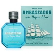 Parfums Genty Ambassador In Aqua Blue