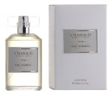 Chabaud Maison de Parfum Eau Ambree