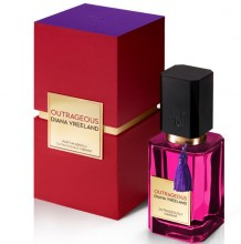 Diana Vreeland Outrageous Outrageously Vibrant