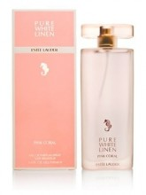 Estee Lauder Pure White Linen Pink Coral
