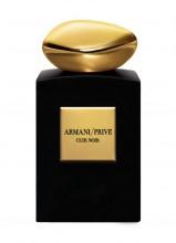 Giorgio Armani Armani Prive Cuir Noir