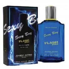 Jeanne Arthes Sexy Boy Flash Point