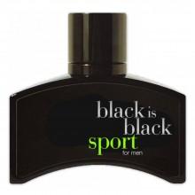 Nuparfums Black Is Black Sport