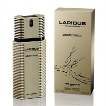 Ted Lapidus Gold Extreme Pour Homme