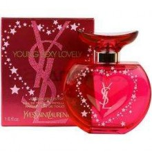 Yves Saint Laurent Young Sexy Lovely Collector Edition Radiant